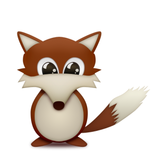Cute Fox Icon Png PNG images