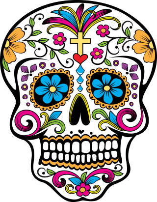 Picture Day Of Dead Download PNG images