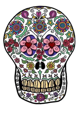 Day Of Dead In Png PNG images