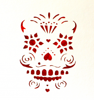 Hd Day Of Dead Png Transparent Background PNG images