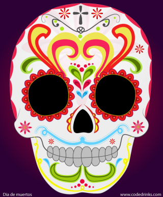 High-quality Day Of Dead Cliparts For Free! PNG images