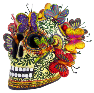 Background Png Day Of Dead Transparent Hd PNG images