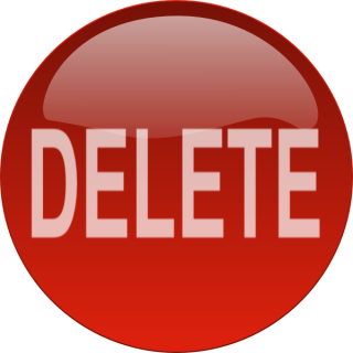 Red Circle Delete Button Png PNG images