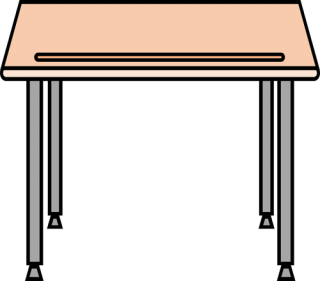 School Desk Png PNG images