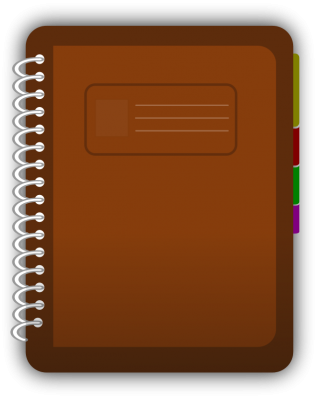 Download Brown Diary Png PNG images