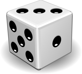 Dice 5, 3, 1 Png PNG images