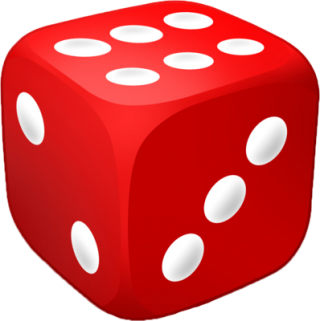 Dice Vector Png Red Dice PNG images