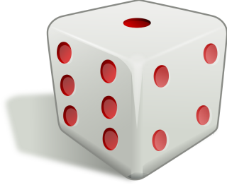 White Dice Png Dice 3d PNG images