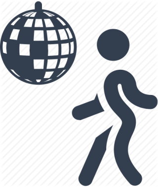 Vector Icon Disco PNG images
