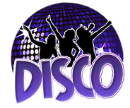 Disco Logo Icon PNG images