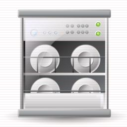 Icons Windows Dishwasher For PNG images