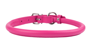 Get Pink Round Dog Collar Belt Pictures PNG images