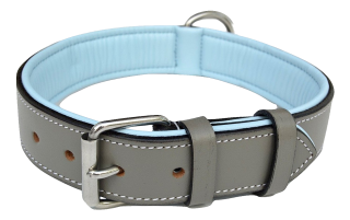 The Spectacular Picture Of Grey Dog Collar Custom Design PNG images