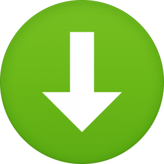 Green Circle Downloading Png PNG images