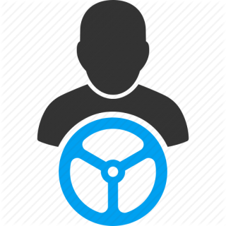Driver Svg Icon PNG images