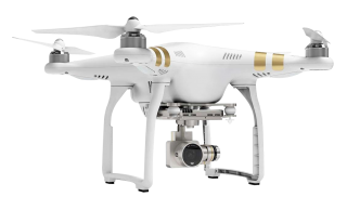 Big White Drones PNG PNG images