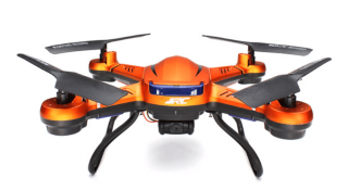 Orange Drone Best Camera Png Pictures PNG images