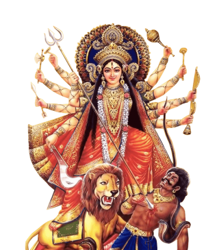 Goddess Durga Png Images Pictures Freeiconspng