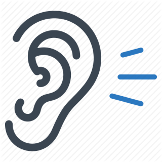 Ear, Healthcare, Hear, Hearing Icon PNG images