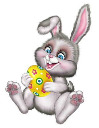 Best Free Easter Bunny Png Image PNG images