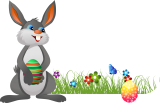 Easter Bunny PNG File PNG images