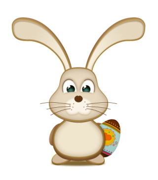 Easter Bunny PNG Photo PNG images