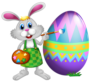 Happy Easter Bunny Pictures PNG images