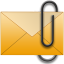 Download Email Attachment Icon PNG images