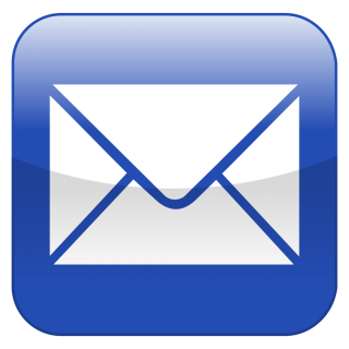 Icon Email Icon Clip Art At Clker Com Vector Qafaq E Mail Icon Trace PNG images