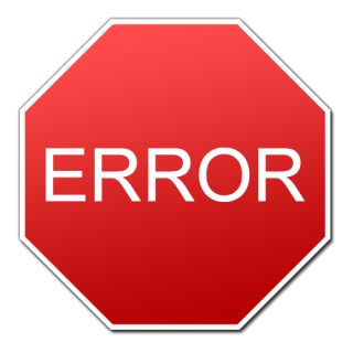 Error Icon Size PNG images