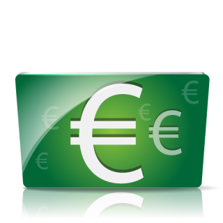 Save Euro Png PNG images
