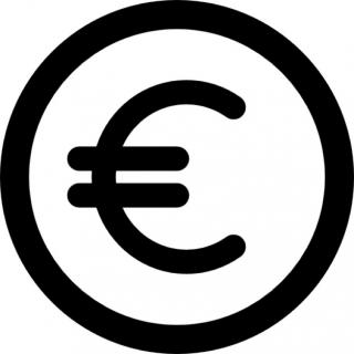 Icon Euro Size PNG images