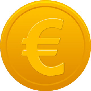 Euro .ico PNG images