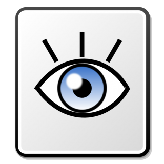 Description Nuvola Eye Icon PNG images