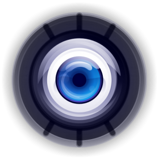 Eye Icon Fearful Kat Icons SoftIconsm PNG images