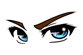 Anime Eyes Png PNG images