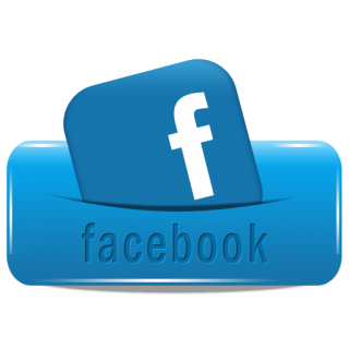 Facebook Button Follow Social Media PNG images