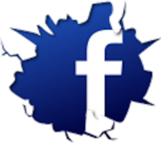 Facebook Icon Svg PNG images
