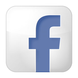 White Square Facebook F Logo PNG Picture PNG images