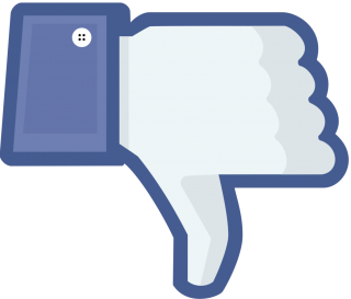 Facebook Dislike Transparent PNG images