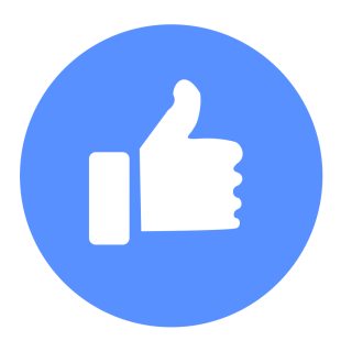 Facebook New Like Symbol PNG images