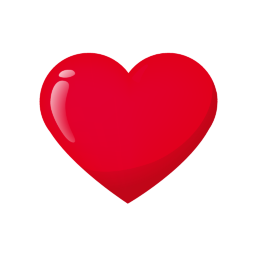 Blank Heart Love Hd Png PNG images