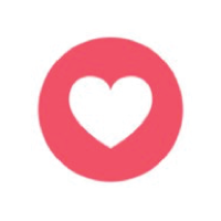 Heart Facebook Reactions Png PNG images