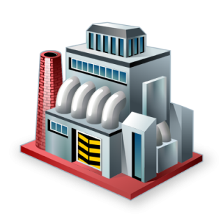 Factory Save Icon Format PNG images