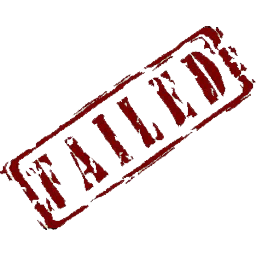 Icon Vector Failure PNG images