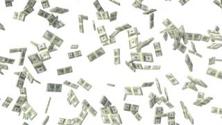 Falling Money Background PNG images