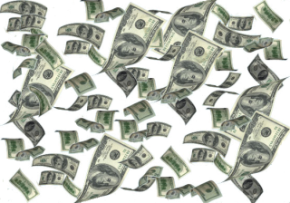Hd Falling Money Transparent Background PNG images