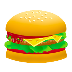 Fast Food Drawing Vector PNG images