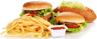 What To Buy At Fast Food Joints | Hansmar Com PNG images