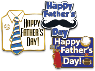 Fathers Day Lapel PNG images